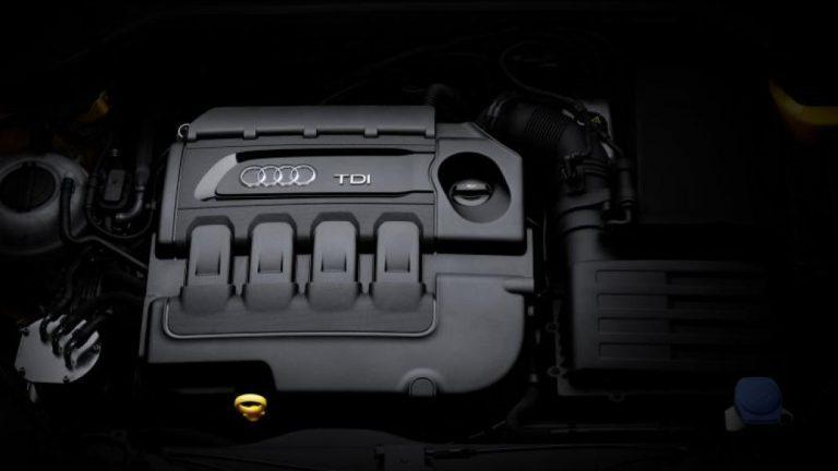 Foto del motore di Audi Q2