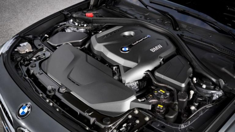 Foto del motore di BMW Serie 3 Gran Turismo Serie 3 Gran Turismo 320d Sport