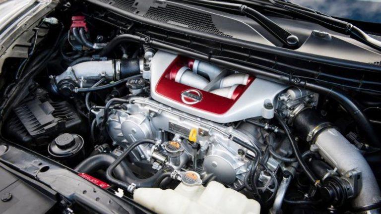 Foto del motore di Nissan Juke Juke 1.6 GPL Visia