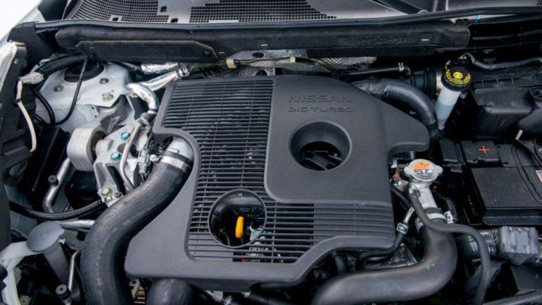 Foto del motore di Nissan Juke Juke 1.5 dCi Visia 6MT