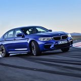Nuova BMW M5: la prossima sarà elettrica e con 1.000 CV