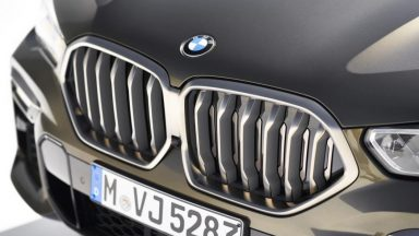 BMW X8: la futura Super SUV a propulsione ibrida Plug-In