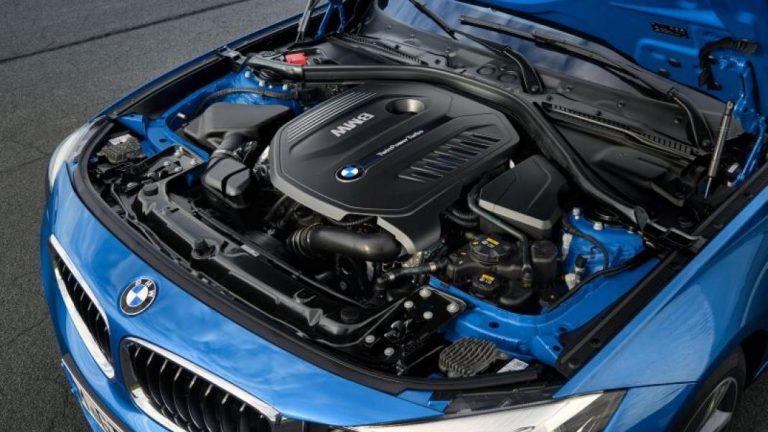Foto del motore di BMW Serie 3 Gran Turismo Serie 3 Gran Turismo 318d Business Advantage aut.