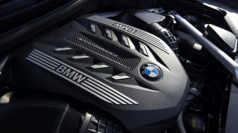 Foto del motore di BMW X6 X6 xDrive40i Xline autom.