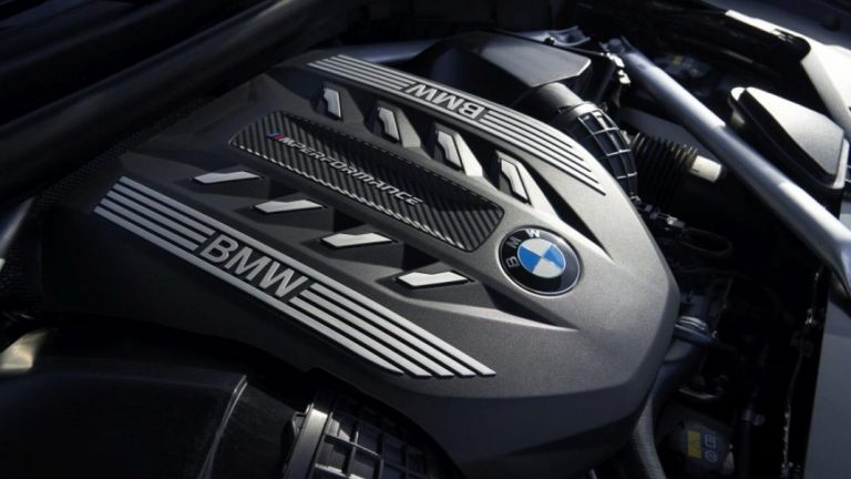 Foto del motore di BMW X6 X6 xDrive30d MSport autom.