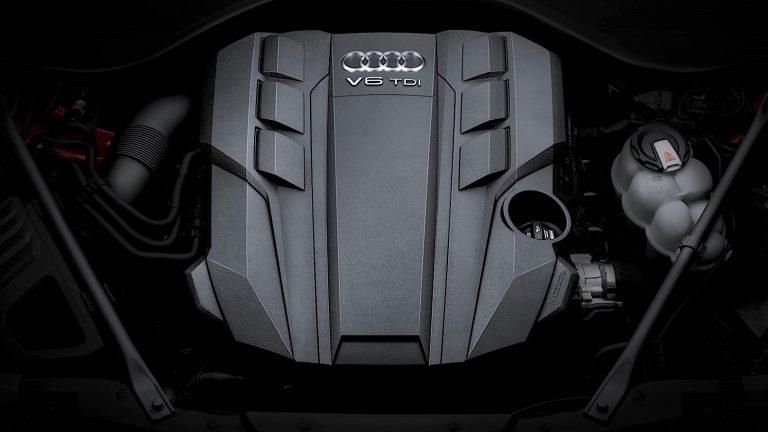 Foto del motore di Audi A8 A8 55 TFSI 3.0 quattro tiptronic Lunga