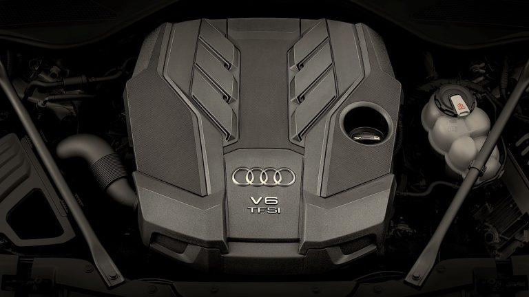 Foto del motore di Audi A8 A8 55 TFSI 3.0 quattro tiptronic