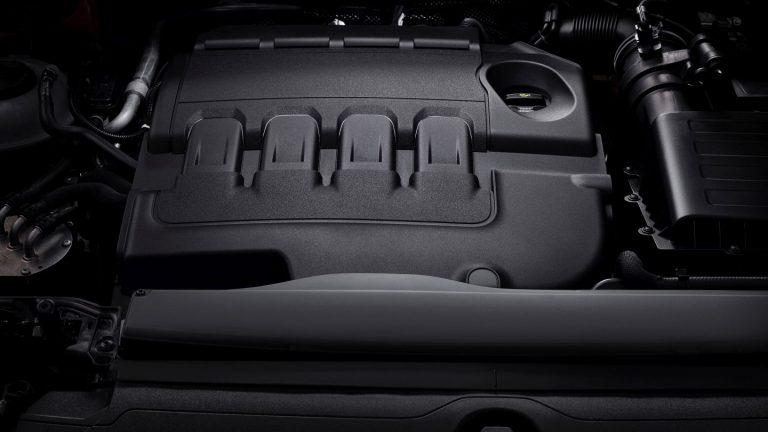 Foto del motore di Audi Q3 Sportback