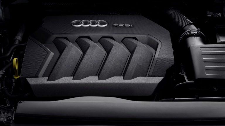 Foto del motore di Audi Q3 Sportback Q3 Sportback 35 TDI quattro Business Plus