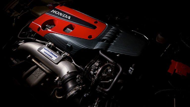 Foto del motore di Honda Civic Type R Civic Type R 2.0 VTEC Turbo Type R