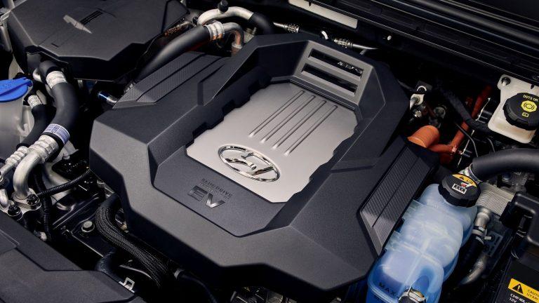 Foto del motore di Hyundai Ioniq Ioniq 1.6 Hybrid 6DCT Comfort