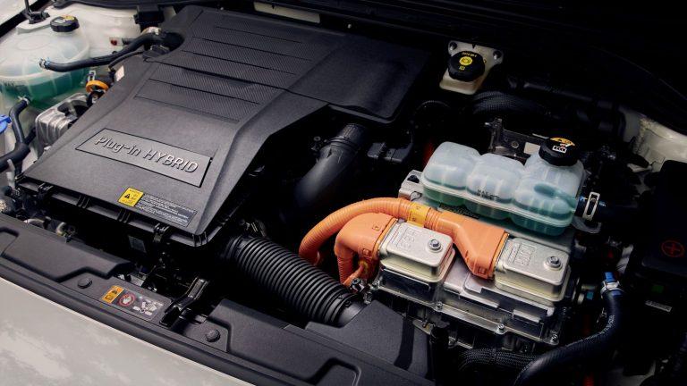 Foto del motore di Hyundai Ioniq Ioniq 1.6 Hybrid 6DCT Tech