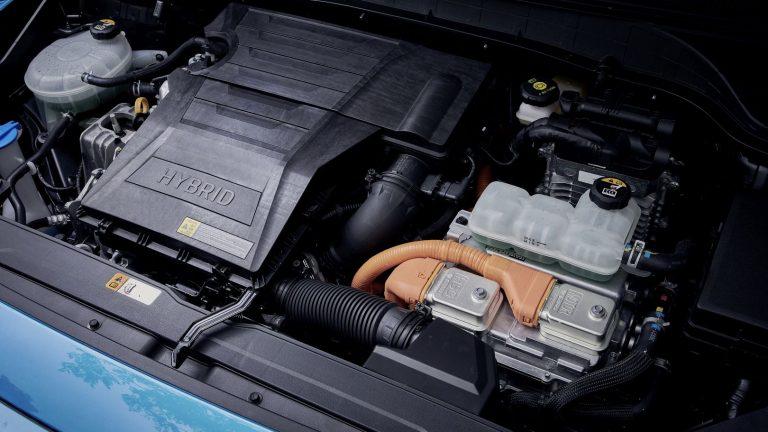 Foto del motore di Hyundai Kona Electric Kona Electric EV XPrime 39 kWh