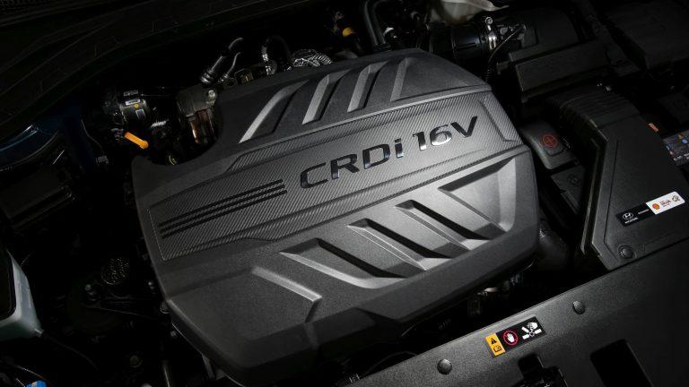 Foto del motore di Hyundai Santa Fe Santa Fe 2.2 CRDi 4WD A/T 200cv 7p XPrime