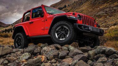 Jeep Wrangler: la plug-in ibrida per il mercato americano