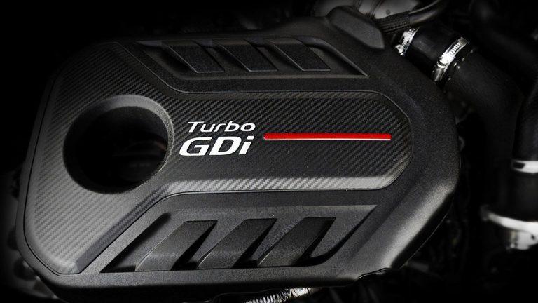 Foto del motore di KIA Optima Optima 1.7 CRDI ISG 104KW GT Line DCT