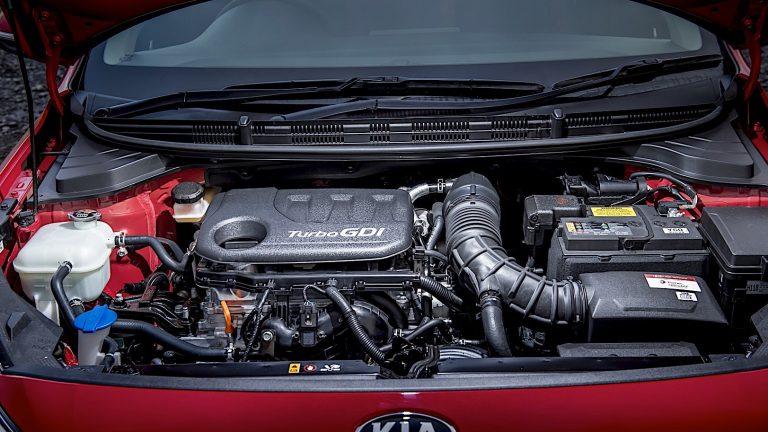 Foto del motore di KIA Rio