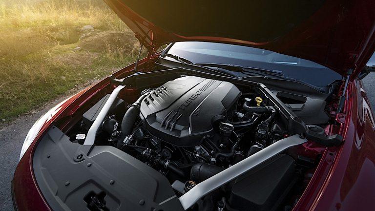 Foto del motore di KIA Stinger Stinger 3.3 T-GDI GT AUTO 4WD