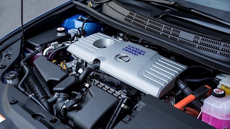 Foto del motore di Lexus CT Hybrid CT Hybrid 200h F Sport