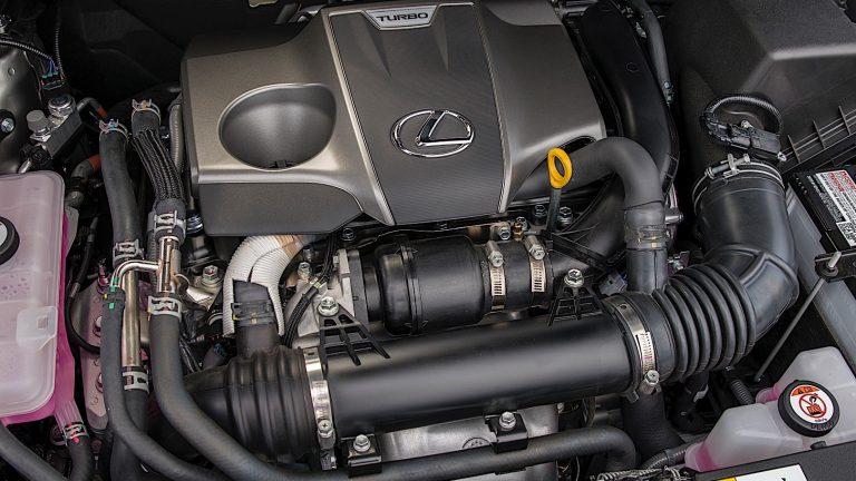 Foto del motore di Lexus NX Hybrid NX Hybrid Hybrid Premium 4WD