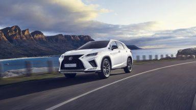 Lexus RX: in arrivo la quinta generazione della SUV ibrida