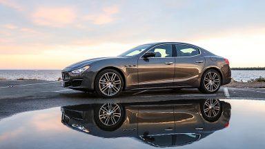 Maserati Ghibli: l'ibrida arriva il 15 luglio