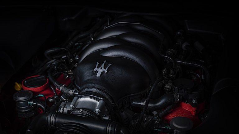 Foto del motore di Maserati GranTurismo GranTurismo 4.7 V8 Sport Automatica