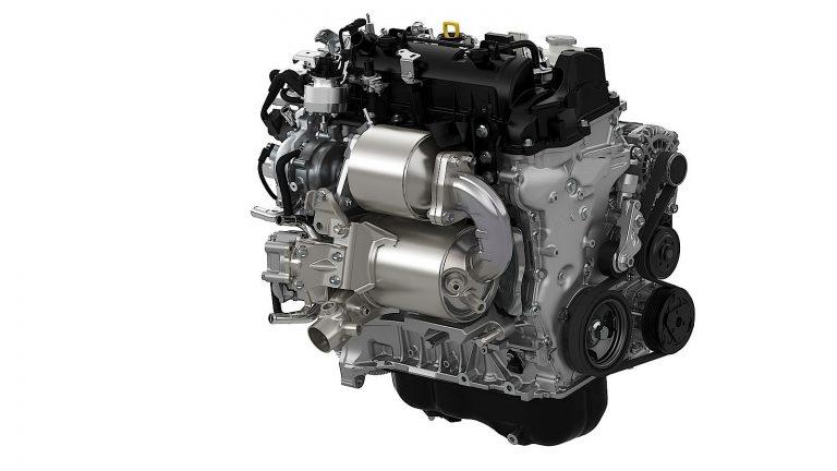 Foto del motore di Mazda Mazda2 2 1.5 Skyactiv-G 75cv Evolve