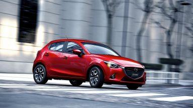 Restyling e motori ibridi: ecco la ricetta della Mazda 2