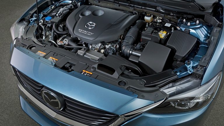Foto del motore di Mazda Mazda6 6 2.2 Skyactiv-D 184cv 6MT Exceed