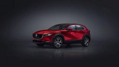 Mazda CX-30: la promozione del mese di agosto 2021