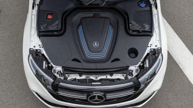 Auto elettriche: accordo Mercedes-Farasis per le batterie