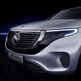 Mercedes-Benz EQG: in arrivo la nuova fuoristrada elettrica?