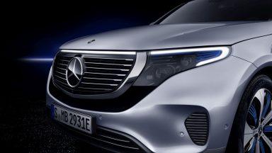 Mercedes EQB: il SUV elettrico compatto arriverà nel 2021