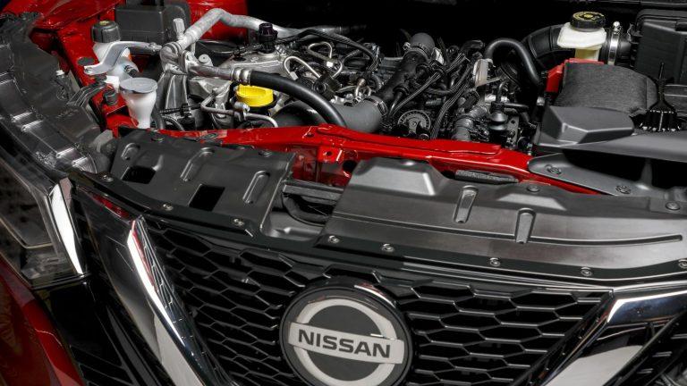 Foto del motore di Nissan Qashqai Qashqai 1.3 DIG-T 160 Tekna+