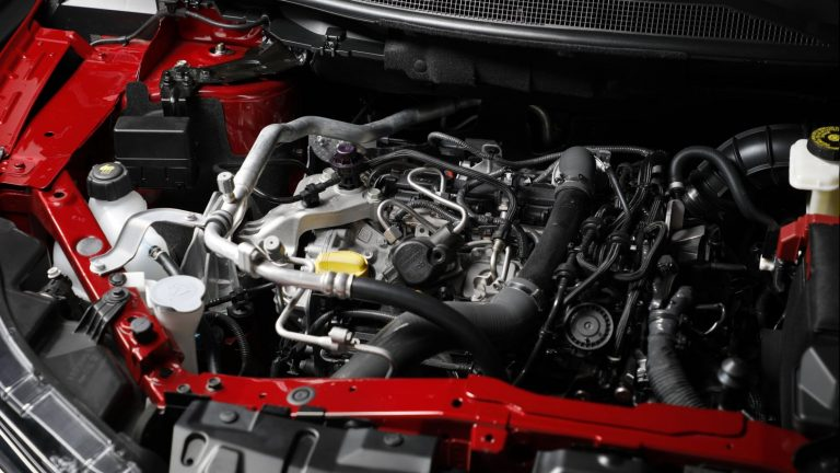 Foto del motore di Nissan Qashqai Qashqai 1.5 dCi 115 Business