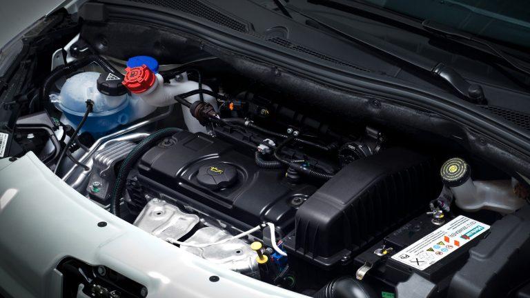 Foto del motore di Peugeot 208 208 Active PureTech 75 S/S