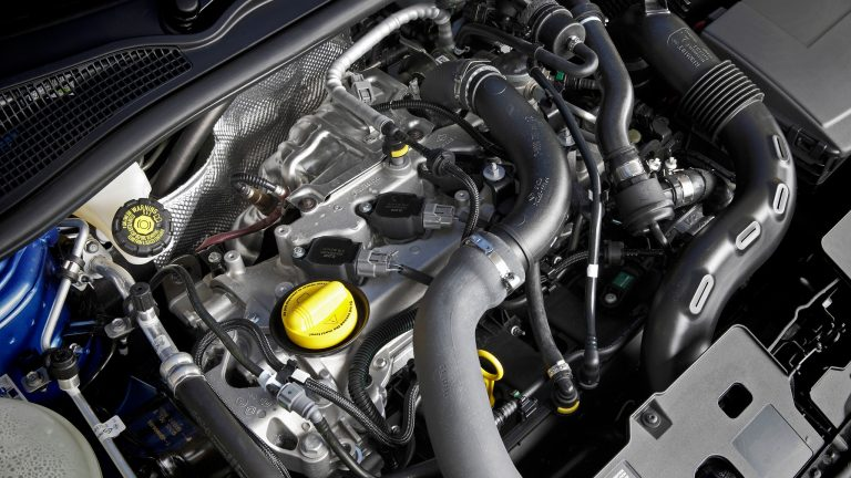 Foto del motore di Renault Clio Clio 1.5 DCI BLUE 115cv Intens