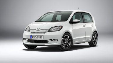 auto più economiche: Skoda Citigo