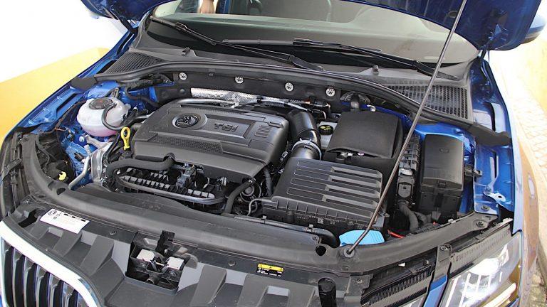 Foto del motore di Skoda Octavia Octavia 1.0 TSI AMBITION