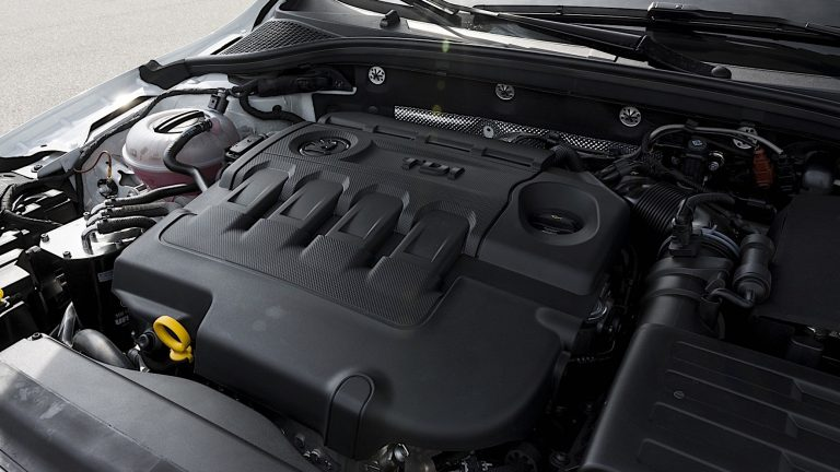 Foto del motore di Skoda Octavia Octavia 1.5 TSI G-TEC STYLE DSG