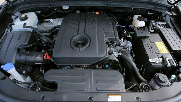 Foto del motore di SsangYong Rexton Rexton 2.2 Icon 4WD A/T
