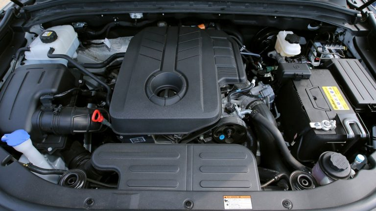 Foto del motore di SsangYong Rexton Rexton 2.2 Dream 4WD M/T