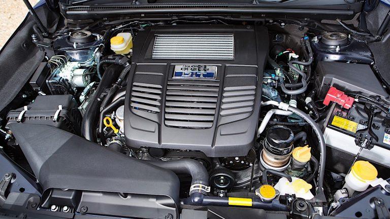 Foto del motore di Subaru Levorg