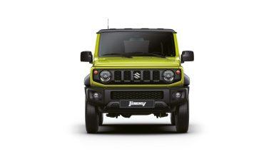 Suzuki Jimny: la variante a cinque porte col restyling?